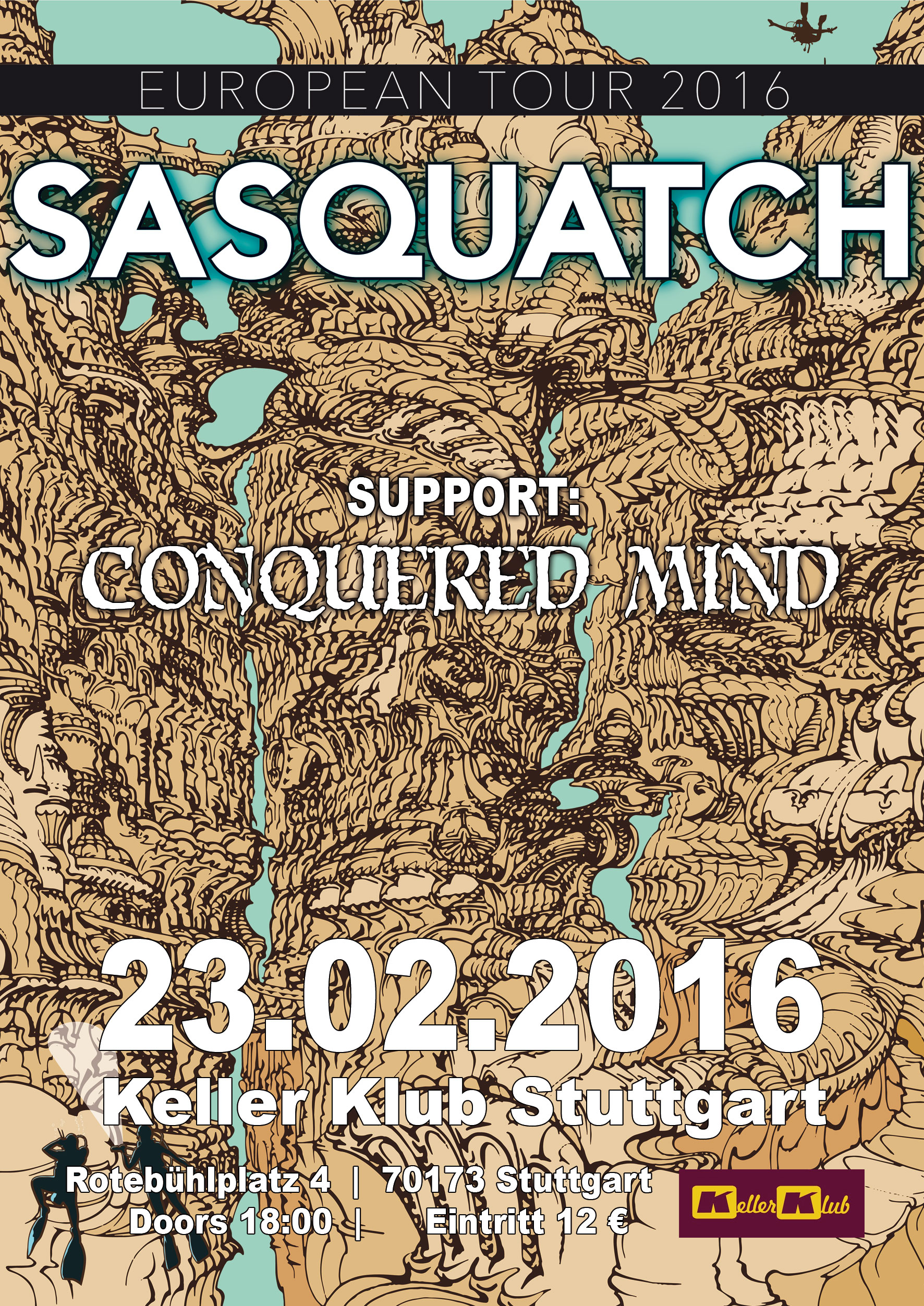 Sasquatch-Flyer