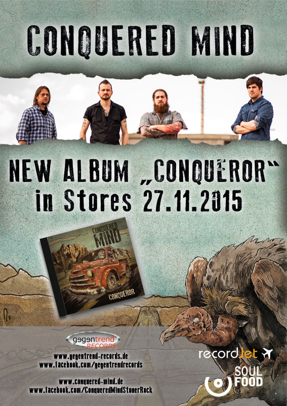 Album-Release on November 27th 2015